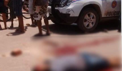 Suspeito de praticar assaltos é linchado e morto no Pontal da Ilha