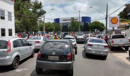 Prefeitura nega regulamentação de carros-lotação