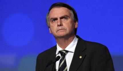 Ataque suspende temporariamente a campanha de Bolsonaro