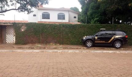 Polícia Federal cumpre mandado na casa de ex-prefeita