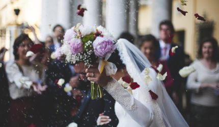 Inscrições para Casamento Comunitário seguem até 8 de outubro
