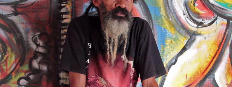 Jair, o Guardião da Fonte do Ribeirão