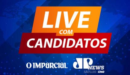 Grupo O Imparcial e Jovem Pan News promovem 'Live com Candidatos'