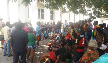Quilombolas desocupam sede do Incra em São Luís após acordo