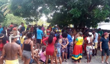 Quilombolas permanecem na sede do INCRA de São Luís