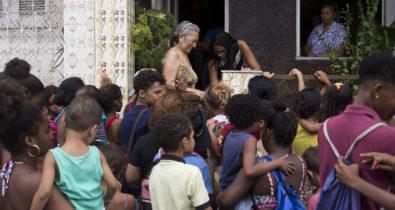 Tradicional entrega de doces marca dia de São Cosme e Damião, em São Luís
