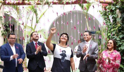 Governo promove dia de combate ao câncer de mama