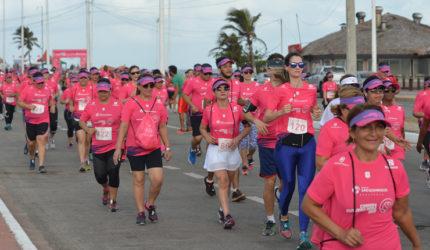 Corrida 'Outubro Rosa' na Lagoa da Jansen neste domingo