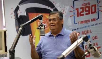 """Flávio Dino: """"É um segundo turno com muita violência e pouco debate"""""""