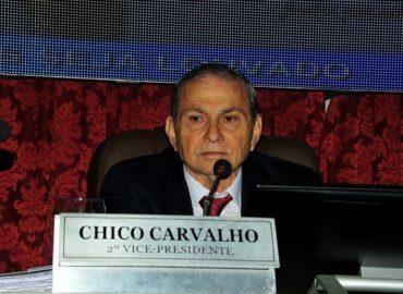 """""""Sou presidente até meados de 2019"""", afirma Chico Carvalho sobre o PSL"""