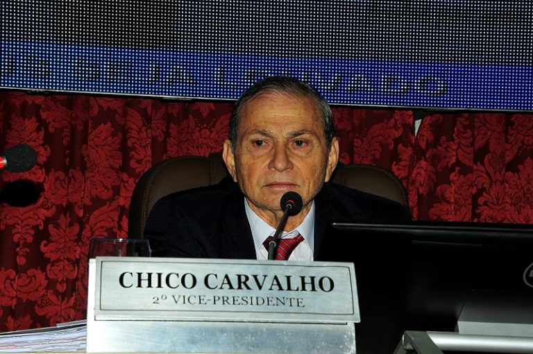Resultado de imagem para FOTOS DO VEREADOR CHICO CARVALHO