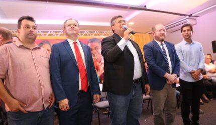 Flávio Dino quer Fernando Haddad com 70% dos votos