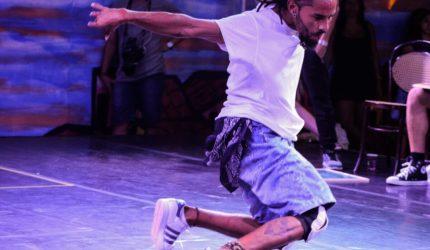 Duelo de dança na Praça Mauro Machado