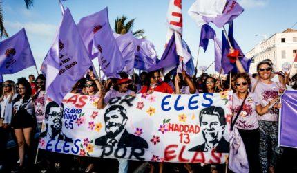 Partidos políticos em manifestações: direito ou oportunismo?