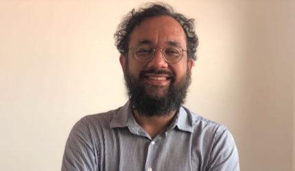 """Saulo Pinto: """"A única candidatura de esquerda é a minha"""""""