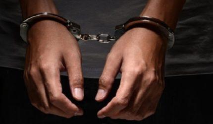 Preso acusado de homicídio em São José de Ribamar