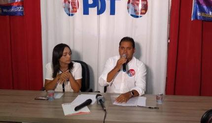 """""""Há uma clara tentativa de interferência nas eleições"""", acusa Weverton Rocha"""