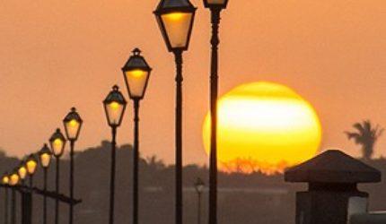 5 lugares para apreciar o pôr do sol na Grande São Luís