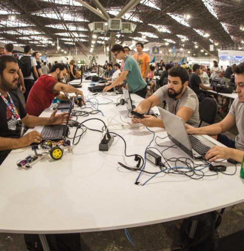 Maratona de Hackathon acontece em SLZ