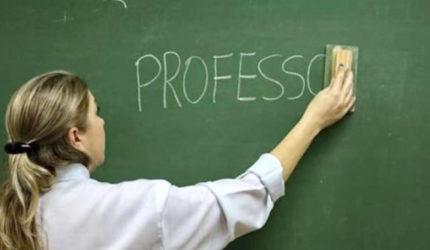 Salário baixo é o grande desafio para professores