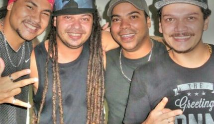 A banda maranhense Raiz Tribal faz tributo ao The Gladiators
