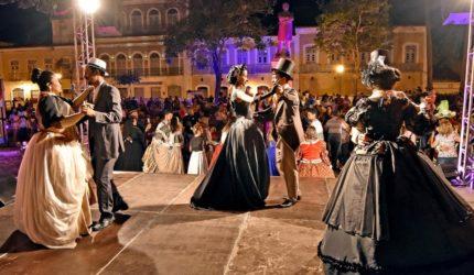 Prefeitura de São Luís realiza sarau no Centro Histórico