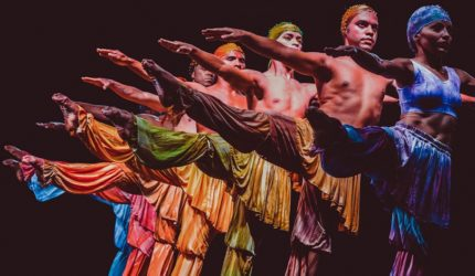 Semana de dança começa hoje no Teatro Arthur Azevedo