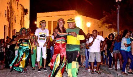 Reggae na Rua da Estrela e outros eventos na Semana Cultural