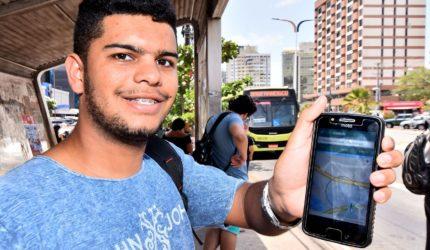 Aplicativo que monitora os ônibus de São Luís já foi baixado por mais de 200 mil pessoas