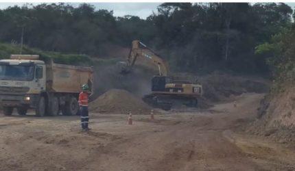 Corpo de Bombeiros quer que mineradora apresente plano para casos de emergência