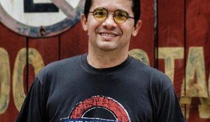 Jornalista e, agora, imortal da Academia Maranhense de Letras