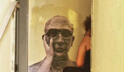 Artista maranhense de 'lambes' tem suas obras exibidas no Egito
