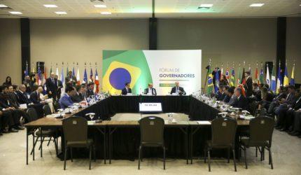 PT representa o Maranhão em Fórum de Governadores