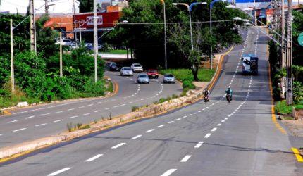 Jerônimo de Albuquerque será alargada para maior fluidez do trânsito no Angelim