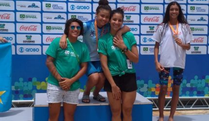 Maranhense é ouro nos Jogos Escolares da Juventude