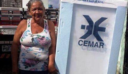 Cemar cadastra moradores para trocar geladeiras em São Luís do Maranhão