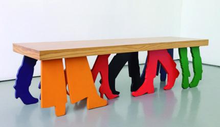 Exposição em São Luís mostra encontro entre mobília e arte