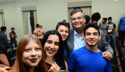 Estudantes do interior do Maranhão visitam São Luís