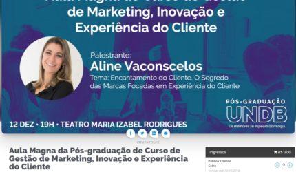 Especialização em marketing, inovação e experiência do cliente é lançada no Maranhão