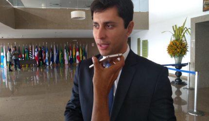 Duarte Jr abre edital de seletivo para formar gabinete parlamentar