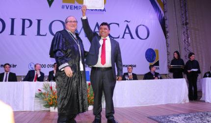 """Marcio Jerry acusa José Sarney de """"antecipar clima de guerra"""" no Maranhão"""