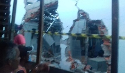 Bandidos explodem banco em Humberto de Campos