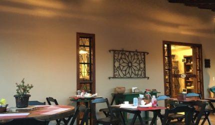 Uma cafeteria charmosa para desacelerar na Península