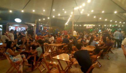 Primeiro Food Park de São Luís inaugura nesta terça (18)
