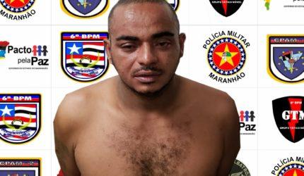 Homem é preso acusado de estupro e tentativa de homicídio