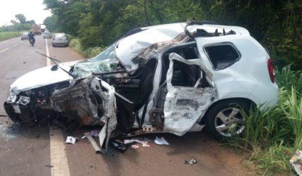 Ultrapassagem indevida resulta em grave acidente na BR 010