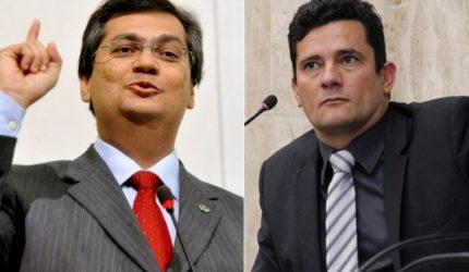 Dino e governadores discutem segurança pública com Moro