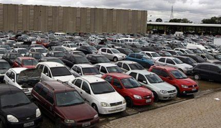 Mais de 1000 veículos serão leiloados nesta semana em São Luís