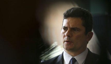 Flávio Dino encara Sérgio Moro em Brasília