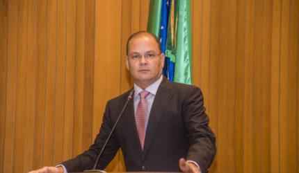 """""""Orçamento é autorizativo e não impositivo"""", defende líder do governo na Assembleia Legislativa"""